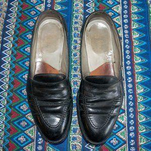 Beautiful VTG Alden slip-on loafers!